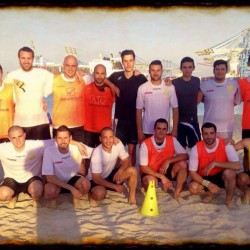 national-squad-beach-training